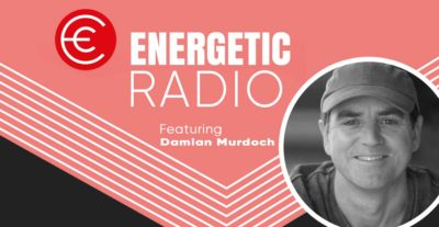 #220: Damian Murdoch | Taking Charge of Anxiety